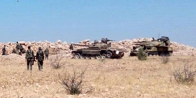 Suriye ordusu Hasekede hava operasyonlarına devam ediyor
