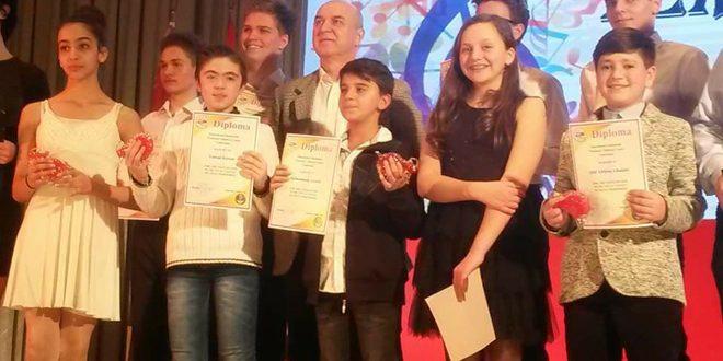 Suriyeli çocuklardan yeni bir başarı daha
