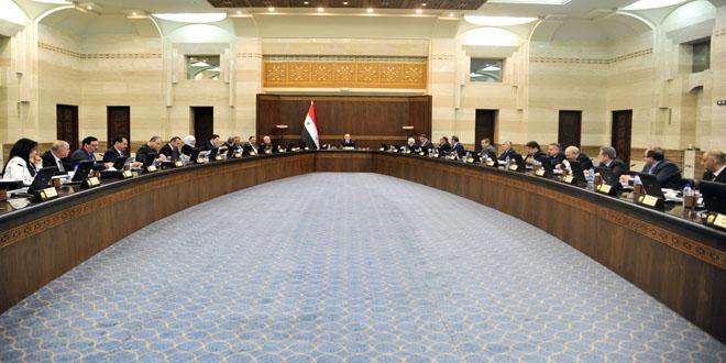 Bakanlar Konseyi Bir Dizi Meseleyi Karara Bağladı