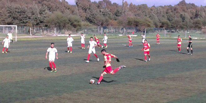 Suriye'de Gençler Futbol Ligi
