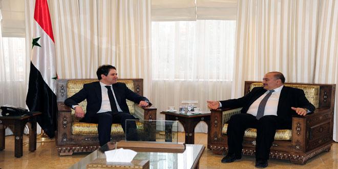 Suriye ve Lübnan arasında turizm anlaşması yolda