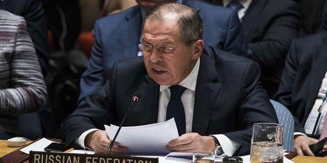Lavrov: Batılı Devletler Teröristlerin Kimyasal Kullanmalarına Göz Yumuyor