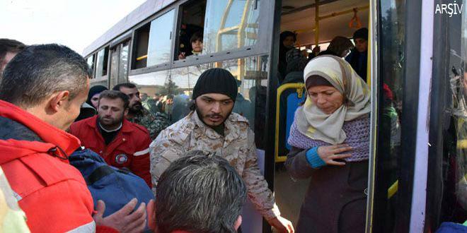 Fua ve Kefrayya'dan 5 Ağır Hasta Tahliye Edildi