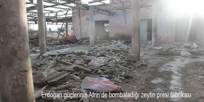 Erdoğan Güçleri Tarihi Tren İstasyonunu Bombaladı