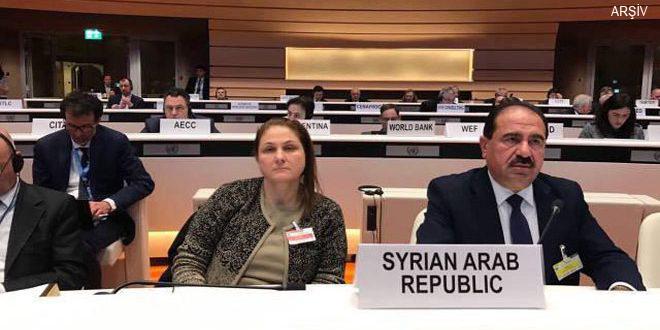 Suriye Heyeti İpek Yolunun Etkinleştirilmesi Üzerine Odaklanıyor