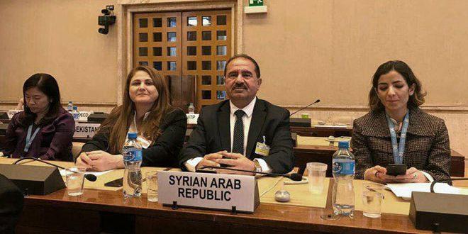 Hammud: İpek Yolunun Yeniden Canlandırılmasında Suriye'nin Konumu Önemlidir