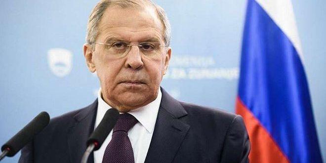 Lavrov: Afrin'deki Durum Ancak Bu Şekilde Çözülebilir