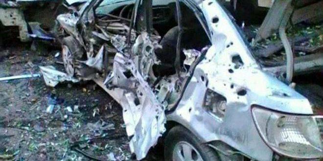 Suriye ordusu terör yuvalarını vurdu