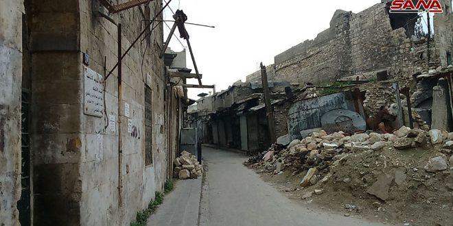 Halepli zanaatkar Ebu Bekri: Halep'i yeniden yapılandıracağız