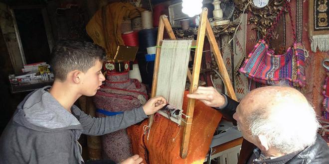 Üstat Ebu Bera Kültür ve Miras Zanaatını Sürdürmeye Çalışıyor