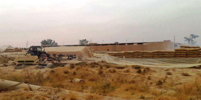 Ele Geçirilen 50 Bin Ton Buğdayın 31 Bin Tonu Aktarıldı