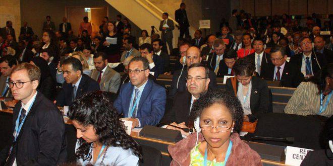 Toplantılar Suriye'nin Katılımıyla Başladı