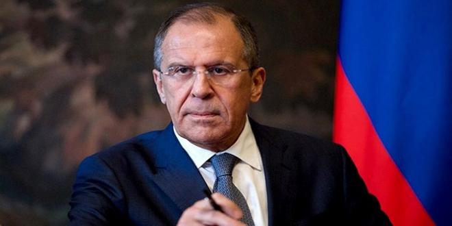 Lavrov ve Çavuşoğlu Suriye'de Çözüm Meselesini Görüştü