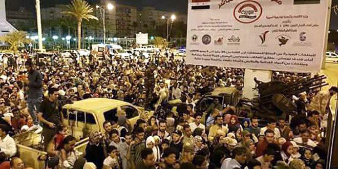 Libya'da Düzenlenen Suriye'de Üretilmiştir Fuarı Büyük İlgi Gördü (video)