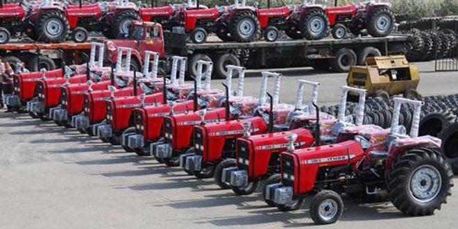 3 Bin Traktör İçin Sözleşme İmzalandı