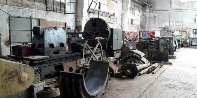 Fabrika Çalışanları Fabrikayı Teröristlerden Korudu