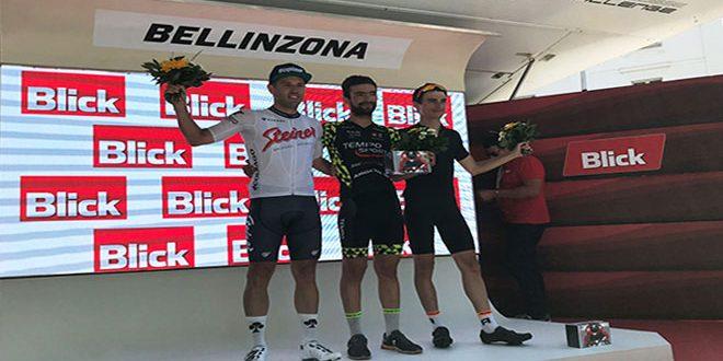 Uluslararası Bellinzona Yarışlarında Altın Madalya Kazandı