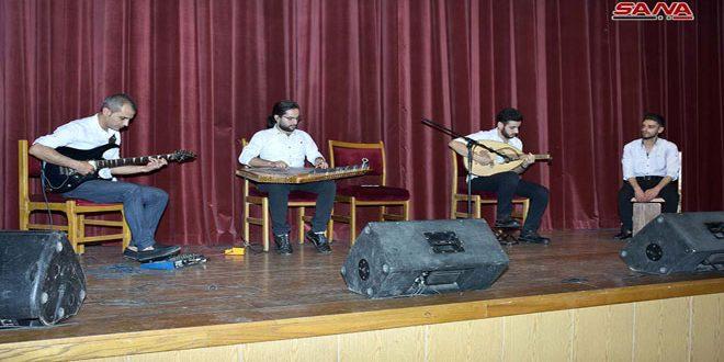 Halep Dünya Müzik Gününü Kutladı