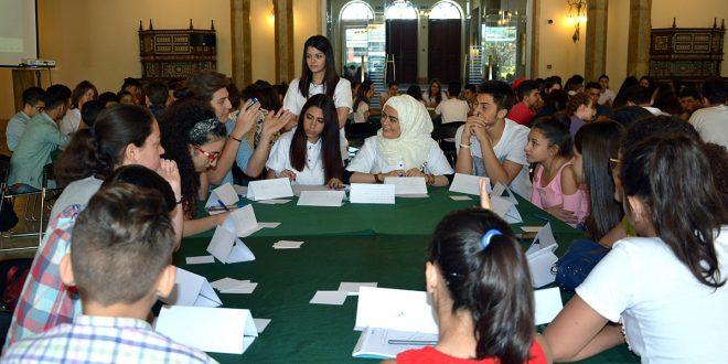 Gençler Düşünce ve Vizyonlarını İfade Ediyor