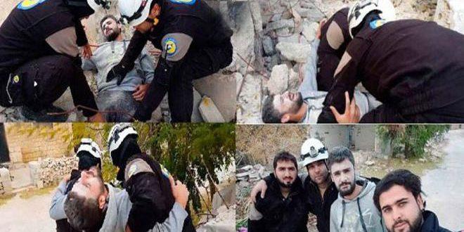 İsrail Deşifre Olan 'Beyaz Miğferli' Edatlarını Tahliye Ediyor