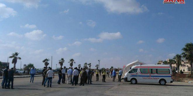 Lübnan'dan Sonra Ürdün'deki Suriyeliler de Vatanlarına Dönüyor