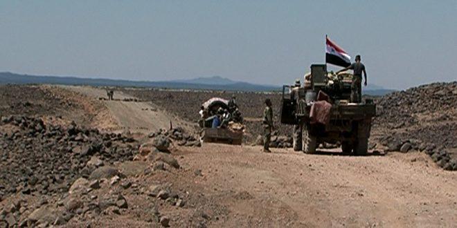 IŞİD'in Araçları ve Cephaneleri İmha Edildi
