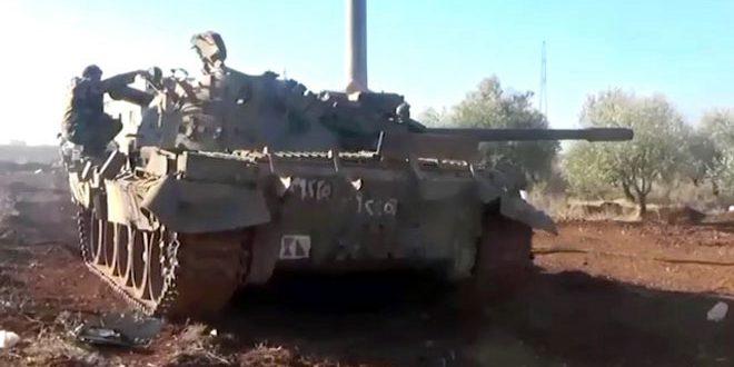 İdlib ve Hama Kırsallarında Nitelikli Operasyonlar Devam Ediyor