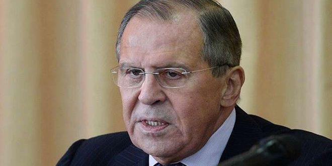 Lavrov: Rusya Suriye'de Arta Kalan Teröre Karşı Savaşını Sürdürecek