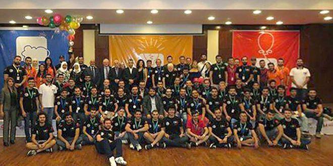 Arap Yazılım Kupasını Suriye Kazandı