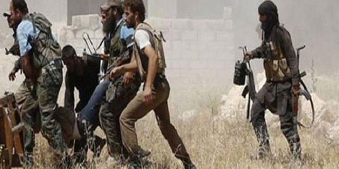 Halep ve İdlib Kırsallarındaki Teröristler Arasında Tasfiye Savaşları Devam Ediyor.. Türk Ajandaları da Mevcut Durumda