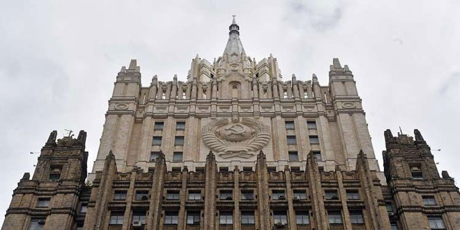 Moskova: Washington ile IŞİD Arasında Bağ Olduğuna Dair Elimizde İspat Var