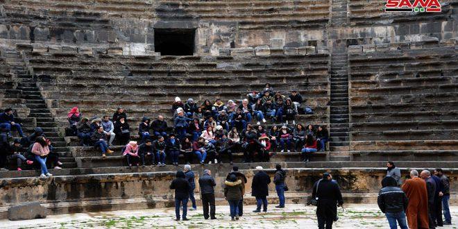 Hz. Muhammed'in Hıristiyan Rahiple Buluştuğu Kale Yeniden Açıldı (video+foto)
