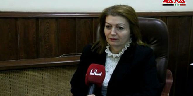 Suriye'de Bir İlk.. Tartus İli Meclis Konseyine Bir Bayan Başkanlık Etti