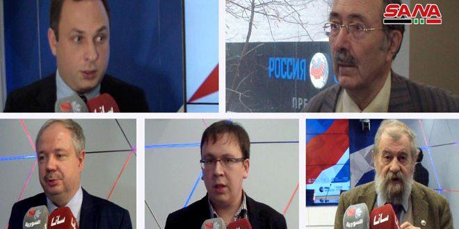 Rus Uzmanlar Türk Tarafı Tırmandırmaları Azaltma Bölgesiyle İlgili Yükümlülüklerini Yerine Getirmedi (video)