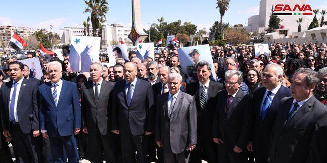 Sara Hem Arap Hem de Batılı Devletleri Eleştirdi