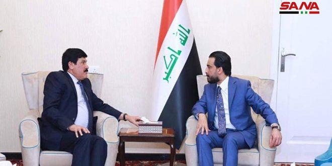 Suriye ve Irak Sınırların Temini, Kapıların Açılması ve Ticaret Hareketini Destekleme Konularını Ele Aldı