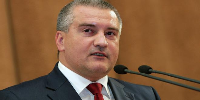 Kırım Cumhuriyeti Cumhurbaşkanı: Suriye'ye Buğday ve Petrol Ürünlerini İhraç Etme Azmindeyiz