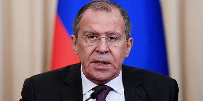 Lavrov: İdlib'te Terör Yok Edilmelidir