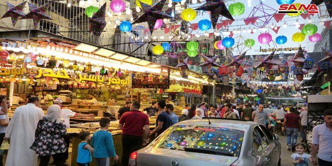Halk Çarşıları Ramazanda Hareketlilik Yaşıyor (VİDEO)