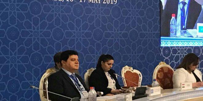 Suriye Terörle Mücadele Konferansında: Batılı ve Bölgesel Bazı Ülkelerin Teöre Desteğini Durdurması ve Hatalarını Düzeltmesi Gerekiyor