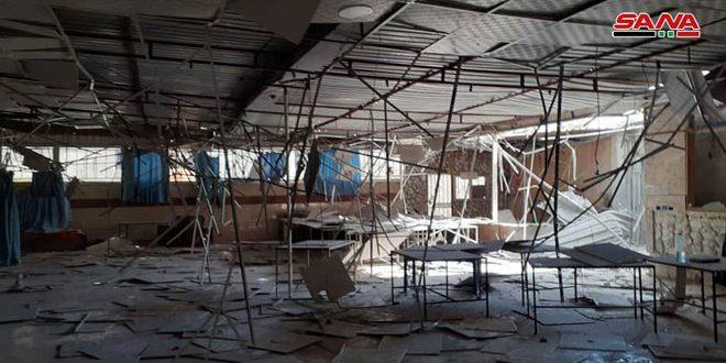 Bu Kez Lazkiye'de Sivilleri Bombaladılar