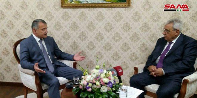 Bibilov: Rusya, Türkiye Rejiminin Tehlikesine Sınır Koymada Rol Oynayacak