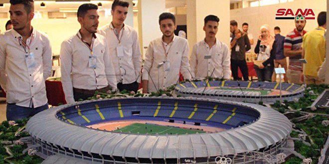 Yeniden İmar Aşamasına Tercüman Olacak Halep Mimarlık Fakültesi Öğrencilerinin Projeleri
