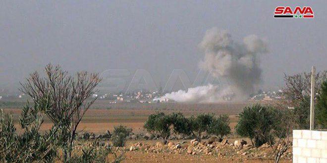 İdlib ve Hama'da Teröre Karşı Operasyonlar Yeniden Yoğunlaştı