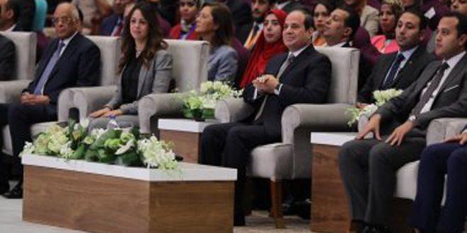 Mısır Cumhurbaşkanı Sisi: Terör Örgütleri Suriye'yi Yıkmak İçin  Kullanıldı
