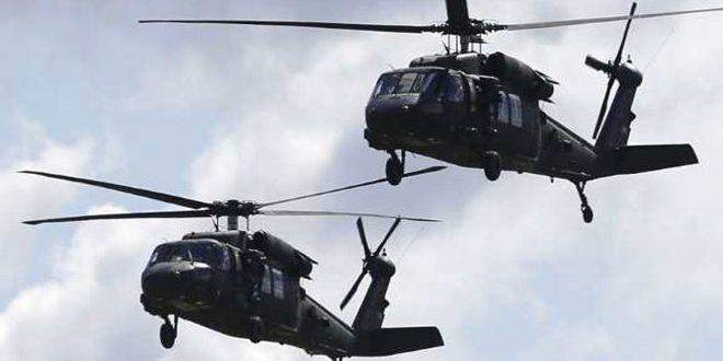 İşgalci Amerika Yüzlerce IŞİD Teröristini Irak'a Taşıdı