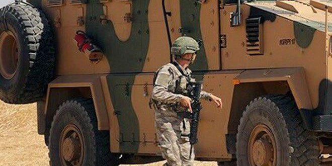 Suriye Kuzeyinde Bir Türk Asker Öldürüldü