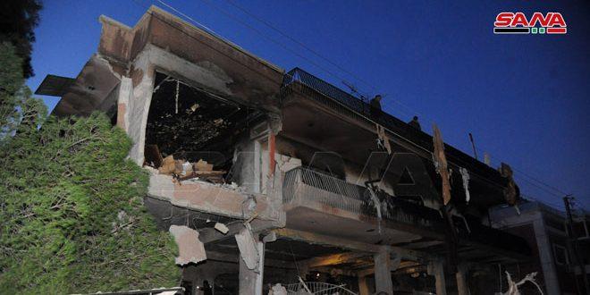 İsrail'in Füzeli Saldırısı Sonucunda 2 Şehit 10 Yaralı (VİDEO)