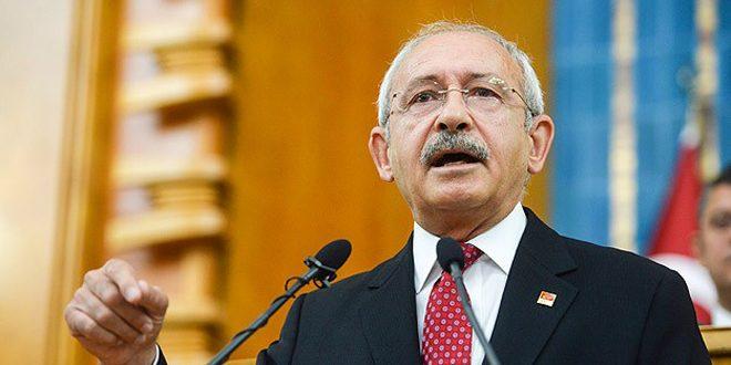 Kılıçdaroğlu: Erdoğan'ın Despot Politikaları Tüm Türklere Tehlike Arz Ediyor