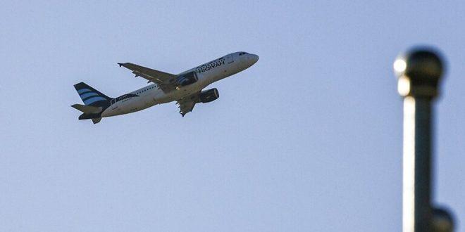 Bingazi'deki Afrika Hava Yolları: Libya Hava Yolları Libya'ya Terörist Taşımaya Zorluyor
